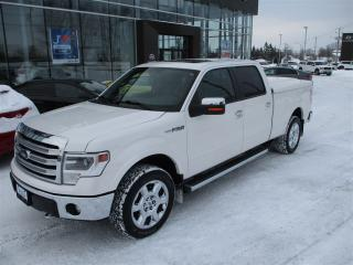 Used 2013 Ford F-150 Lariat Awd for sale in Chambly, QC