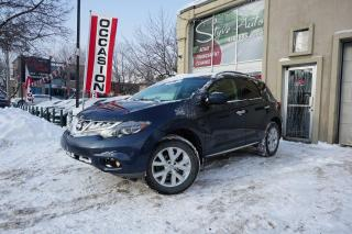 Used 2012 Nissan Murano SL AWD CUIR TOIT PAN for sale in Laval, QC