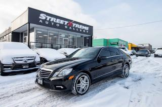 Used 2010 Mercedes-Benz E550 V8 l Harmon&Kardon l PANO ROOF l NAVI for sale in Markham, ON