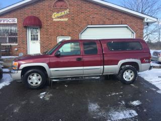 Used 2006 GMC Sierra 1500 SLE for sale in Bowmanville, ON
