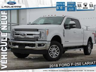 Used 2018 Ford F-250 Lariat Cuir Lf for sale in Victoriaville, QC