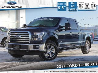 Used 2017 Ford F-150 XLT for sale in Victoriaville, QC