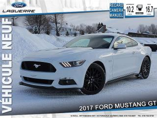 Used 2017 Ford Mustang GT for sale in Victoriaville, QC
