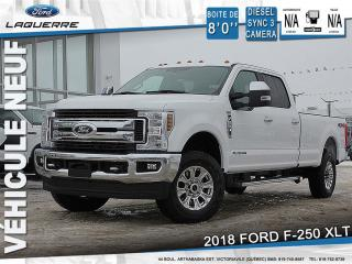 Used 2018 Ford F-250 Xlt Lf for sale in Victoriaville, QC