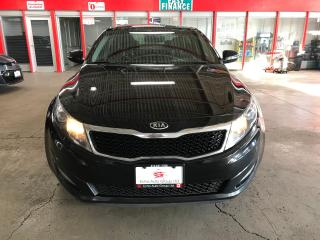 Used 2011 Kia Optima EX for sale in North York, ON
