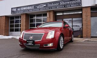 Used 2010 Cadillac CTS CTS4 AWD PANO ROOF LEATHER NO ACCIDENT for sale in Mississauga, ON