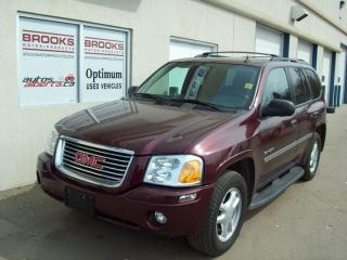 Used 2006 GMC Envoy SLE 4X4 for sale in Brooks, AB