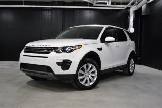Used 2017 Land Rover Discovery Cert. for sale in Laval, QC