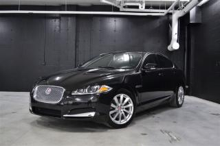 Used 2014 Jaguar XF Cert. for sale in Laval, QC