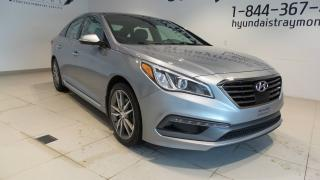 Used 2015 Hyundai Sonata Berline 4 porte 2.0T Auto Ultimate for sale in Saint-raymond, QC