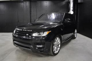 Used 2016 Land Rover Range Rover Sport V8 Cert. for sale in Laval, QC