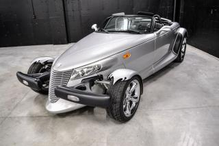 Used 2001 Plymouth Prowler Rare Véchicule De for sale in Laval, QC