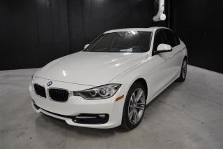 Used 2014 BMW 320 Xdrive Sport Line for sale in Laval, QC