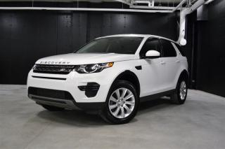 Used 2016 Land Rover Discovery Cert. for sale in Laval, QC