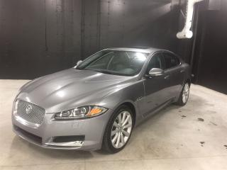 Used 2013 Jaguar XF Supercharged Cert for sale in Laval, QC