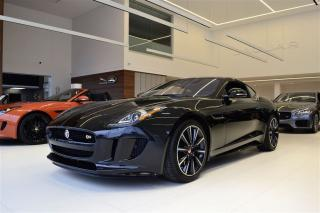 Used 2017 Jaguar F-Type Cert. for sale in Laval, QC