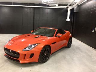 Used 2016 Jaguar F-Type Cert. for sale in Laval, QC