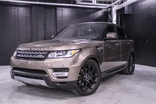 Used 2016 Land Rover Range Rover Sport Hse Cert. for sale in Laval, QC