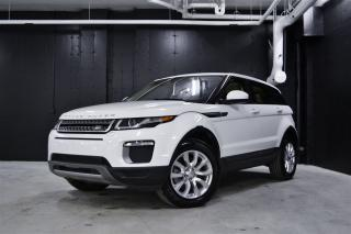 Used 2017 Land Rover Evoque Cert for sale in Laval, QC