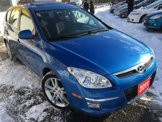 Used 2011 Hyundai Elantra Touring GLS Sport / Auto / Sunroof / Alloys / Heated Seats for sale in Scarborough, ON