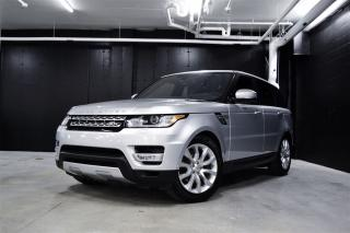 Used 2016 Land Rover Range Rover Sport Hse Cert for sale in Laval, QC