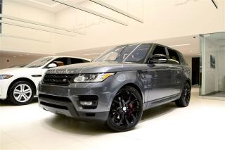Used 2016 Land Rover Range Rover Sport V8 Cert for sale in Laval, QC