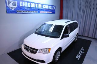 Used 2017 Dodge Grand Caravan SXT Stow'n Go for sale in Chicoutimi, QC
