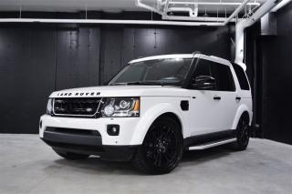 Used 2015 Land Rover LR4 Cert. Hse for sale in Laval, QC