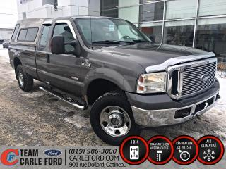 Used 2006 Ford F-250 Supercab, 4X4 6.0L DIESEL - XLT for sale in Gatineau, QC