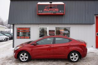 Used 2012 Hyundai Elantra Gls 6 Vit. Mags for sale in Saint-romuald, QC