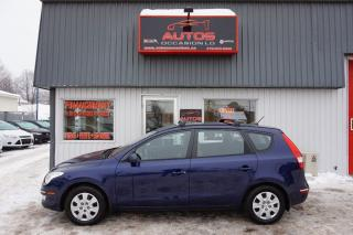 Used 2010 Hyundai Elantra Touring GL for sale in Saint-romuald, QC