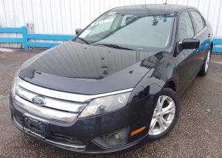 Used 2012 Ford Fusion SE *SUNROOF* for sale in Kitchener, ON