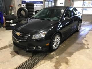 Used 2014 Chevrolet Cruze LT Turbo for sale in Nicolet, QC