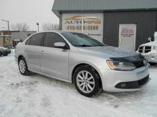 Used 2011 Volkswagen Jetta ***AUTOMATIQUE, A/C, GROUPE ÉLECTRIQUE, for sale in Longueuil, QC
