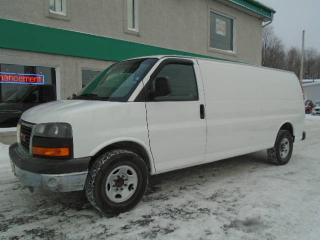 Used 2010 GMC Savana CARGO Traction arrière 3500 155 po for sale in Saint-jerome, QC