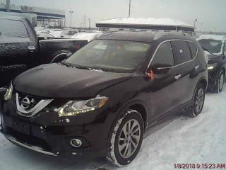 Used 2015 Nissan Rogue SL AWD! LEATHER! NAVIGATION! SUNROOF! BLUETOOTH!LO for sale in Waterloo, ON