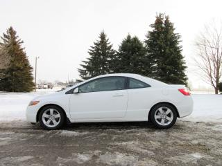 Used 2007 Honda Civic EX Coupe for sale in Thornton, ON