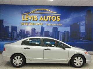 Used 2008 Honda Civic DX A/C for sale in Levis, QC