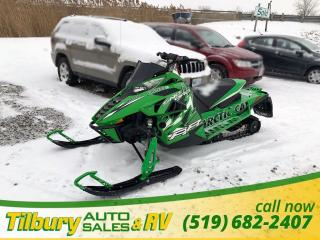 Used 2013 ARCTIC CAT F1100 Turbo RR SNO PRO RR TURBO **REDUCED** for sale in Tilbury, ON