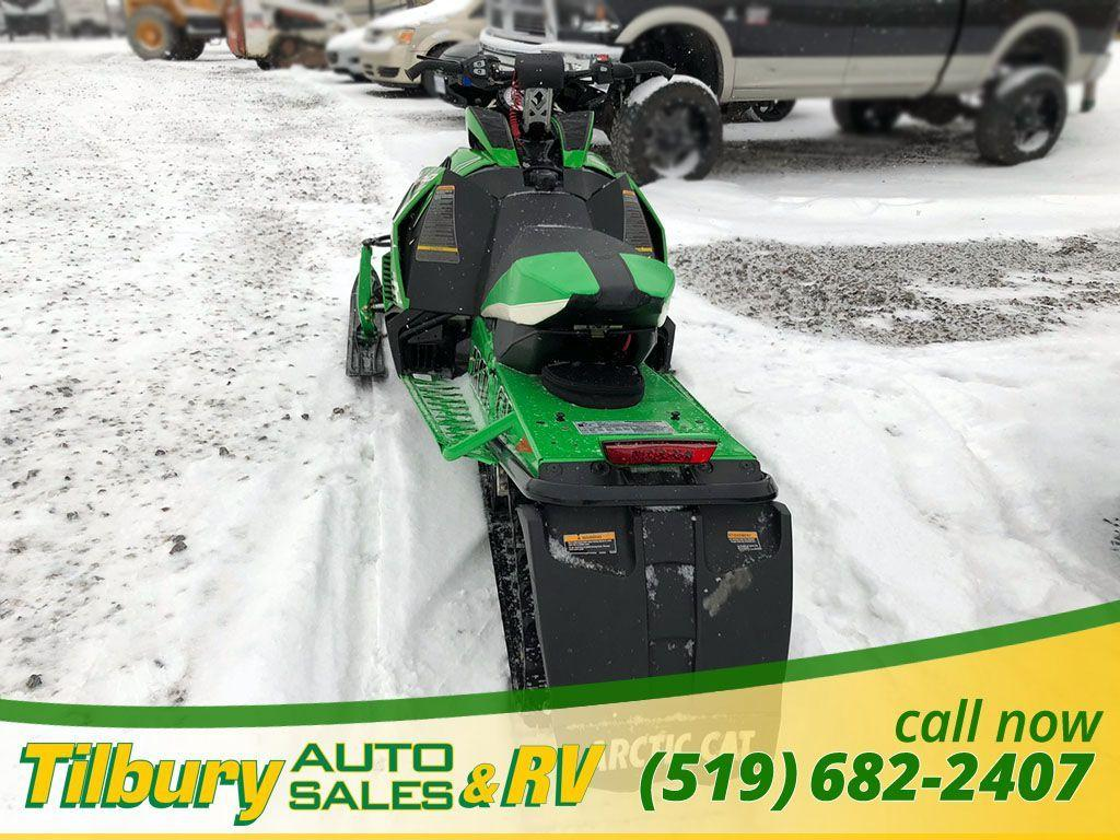 2013 ARCTIC CAT F1100 Turbo RR
