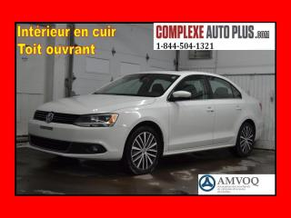 Used 2014 Volkswagen Jetta Highline 1.8t Tsi for sale in Saint-jerome, QC