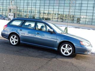 Used 2006 Subaru Legacy 2.5i|WAGON|AWD|ALLOYS for sale in Scarborough, ON