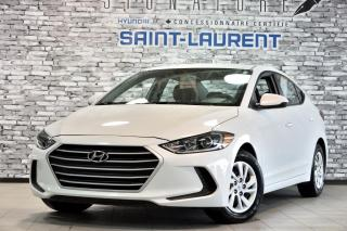 Used 2017 Hyundai Elantra LE GL A/C for sale in Saint-laurent, QC