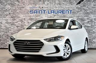Used 2017 Hyundai Elantra LE SIEGES CH for sale in Saint-laurent, QC