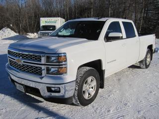 Used 2015 Chevrolet Silverado 1500 LT for sale in Thunder Bay, ON