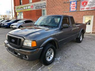Used 2005 Ford Ranger EDGE/3L/NO ACCIDENT for sale in Cambridge, ON