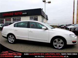 Used 2008 Volkswagen Passat 2.0T Trendline Leather Certified 2YR Warranty for sale in Milton, ON