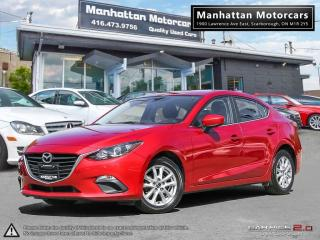 Used 2015 Mazda MAZDA3 GS-SKY AUTO |CAMERA|1OWNER|WARRANTY|PHONE|60000KM for sale in Scarborough, ON
