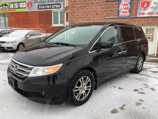 Used 2013 Honda Odyssey ONE OWNER/CERTIFIED/WARRANTY INCLUDED for sale in Cambridge, ON