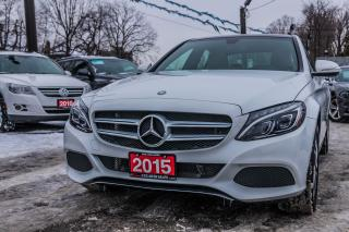 Used 2015 Mercedes-Benz C-Class C300/NAVI/BACKUP CAM/NO ACCIDENT/PANAROMIC ROOF for sale in Brampton, ON